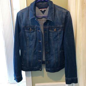 Tommy Hilfiger denim jacket size medium